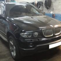 Установка газового оборудования ГБО на BMW X5 4,4 – фото 7