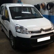 Установка газового оборудования ГБО на Citroen Berlingo 1.6 – фото 7