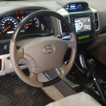 Toyota Land Cruiser Prado 120 4.0 – фото 3