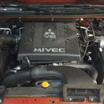 Установка газового оборудования ГБО на Mitsubishi Pajero 4 – фото 3
