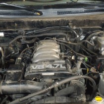 Установка газового оборудования ГБО на Toyota Sequoia 4,7 – фото 3