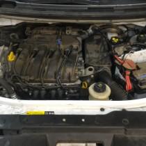 Nissan Almera 1,6 – фото 4