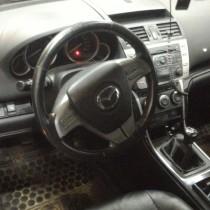 Установка газового оборудования ГБО на Mazda 6 1.8 – фото 4