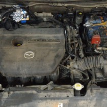 Установка газового оборудования ГБО на Mazda 6 1.8 – фото 6
