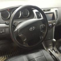 Установка газового оборудования ГБО на Hyundai Sonata NF 2,0 – фото 2