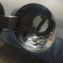 Установка газового оборудования ГБО на Hyundai Santa Fe 2,7 – фото 3