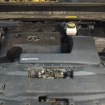 Установка газового оборудования ГБО на Infiniti JX – фото 5
