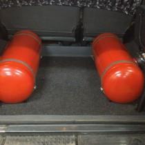 Установка газового оборудования ГБО на УАЗ Патриот – фото 3