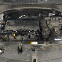 Установка газового оборудования ГБО на Hyundai Santa Fe 2,4 – фото 6