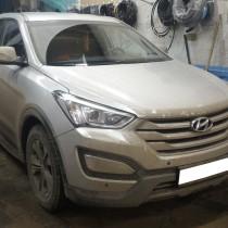 Hyundai Santa Fe 2,4 – фото 1