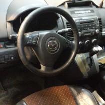 Установка газового оборудования ГБО на Mazda 5 2,0 – фото 2
