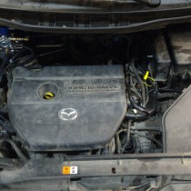 Установка газового оборудования ГБО на Mazda 5 2,0 – фото 5