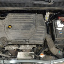 Установка газового оборудования ГБО на Suzuki SX4 1,6 – фото 4