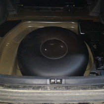 Установка газового оборудования ГБО на Toyota Camry 2,5 – фото 6