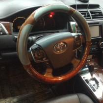Установка газового оборудования ГБО на Toyota Camry 2,5 – фото 2