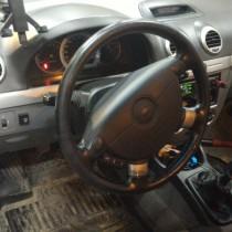 Установка газового оборудования ГБО на Chevrolet Lacetti 1,6 – фото 4