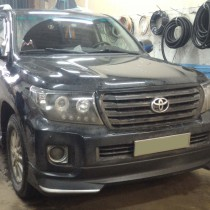 Установка газового оборудования ГБО на Toyota Land Cruiser 200 4,0 – фото 6