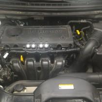 Установка газового оборудования ГБО на Kia Cerato Koup 2.0 – фото 5
