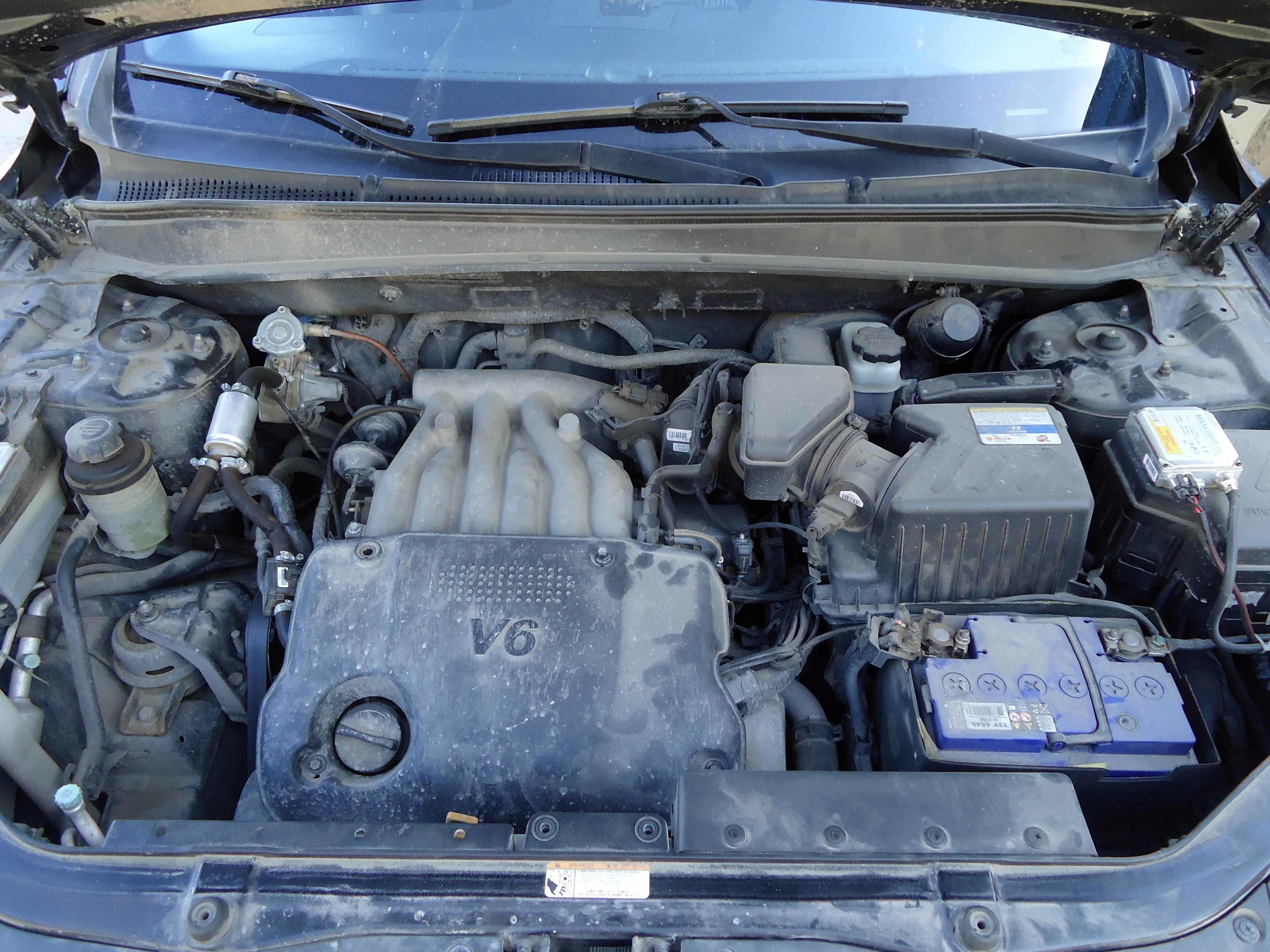 Hyundai Santa Fe 2009 г.в – фото 4