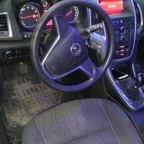 Установка газового оборудования ГБО на Opel Astra 1.6 – фото 2