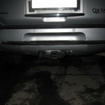 Установка газового оборудования ГБО на Infiniti QX56 2009 г.в – фото 7