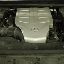 Установка газового оборудования ГБО на Lexus GX 460 – фото 1