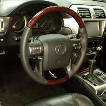 Установка газового оборудования ГБО на Lexus GX 460 – фото 3