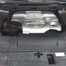 Установка газового оборудования ГБО на Lexus LX 570 Рестайлинг – фото 3