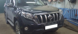 Toyota Land Cruiser Prado 150 4.0