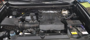 Toyota Land Cruiser Prado 150 4.0