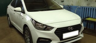 Hyundai Solaris II 1.4