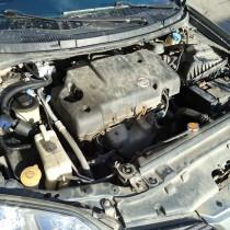 Установка газового оборудования ГБО на Nissan Primera 2007 г.в – фото 2