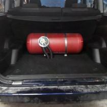 Установка газового оборудования ГБО на Патриот (Patriot) – фото 8