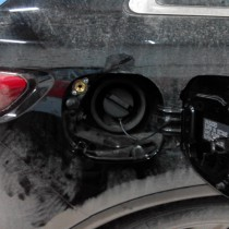 Установка газового оборудования ГБО на Infiniti FX35 – фото 7