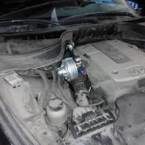 Установка газового оборудования ГБО на Infiniti FX35 – фото 2