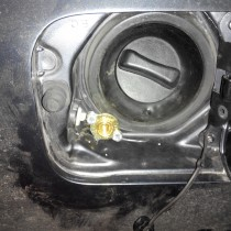 Установка газового оборудования ГБО на Infiniti M35 Elite – фото 4