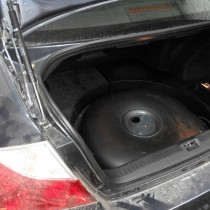 Установка газового оборудования ГБО на Infiniti M35 Elite – фото 6