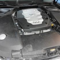 Установка газового оборудования ГБО на Infiniti M35 Elite – фото 8