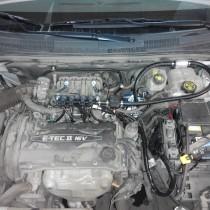 Установка газового оборудования ГБО на Chevrolet Cruze – фото 4