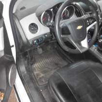 Установка газового оборудования ГБО на Chevrolet Cruze – фото 2