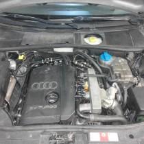 Установка ГБО на Audi A6 1.8T – фото 4