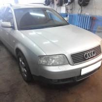 Установка ГБО на Audi A6 1.8T – фото 1