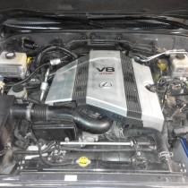 Установка газового оборудования ГБО на Lexus LX470 – фото 4