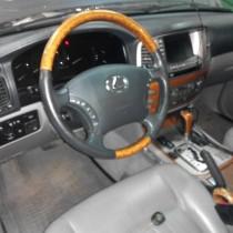 Установка газового оборудования ГБО на Lexus LX470 – фото 2
