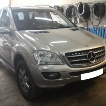Mercedes-Benz ML350 3.5 – фото 1