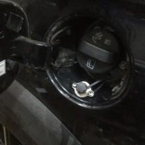 Установка газового оборудования ГБО на Chevrolet Captiva 3,2 – фото 6