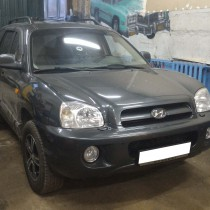 Hyundai Santa Fe 2,7 – фото 1
