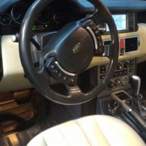 Установка газового оборудования ГБО на Land Rover Range Rover Vogue – фото 2