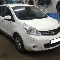Nissan Note – фото 1