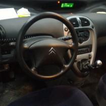 Установка газового оборудования ГБО на Citroen Xsara Picasso – фото 2